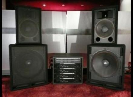 renkus heinz sonorisation compl te 2200w d 39 occasion. Black Bedroom Furniture Sets. Home Design Ideas