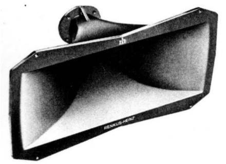 Renkus-Heinz SSH 500