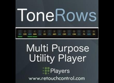Retouch Control ToneRows