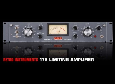 Retro Instruments 176 Tube Limiter