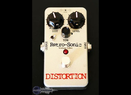 Retro-Sonic Distortion
