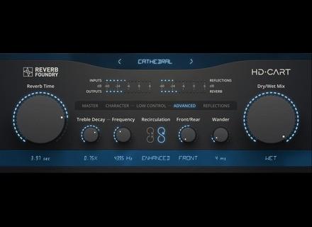 Reverb Foundry HD•CART