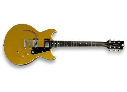 Reverend Manta Ray HB - Metallic Gold