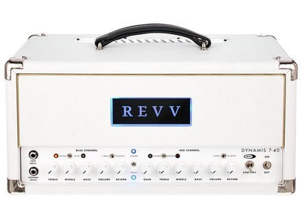 Revv Amplification Dynamis 7-40