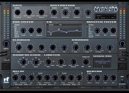 rf Music rf Destroyer