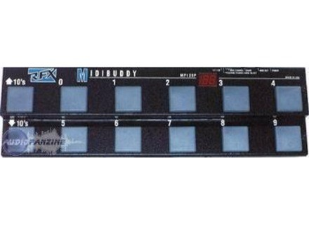 RFX MP128 Midi Buddy