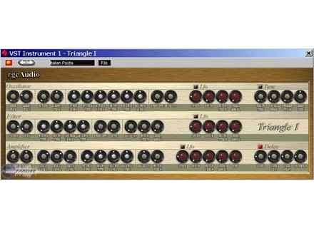 rgc:audio Triangle I [Freeware]
