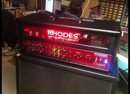 Rhodes Amplification Colossus H-100