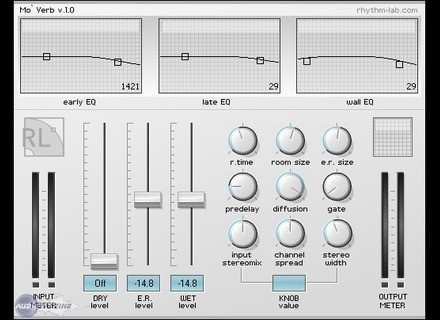 Rhythm Lab Mo'Verb [Freeware]