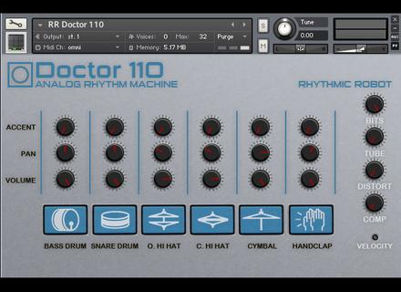 Rhythmic Robot Doctor 110