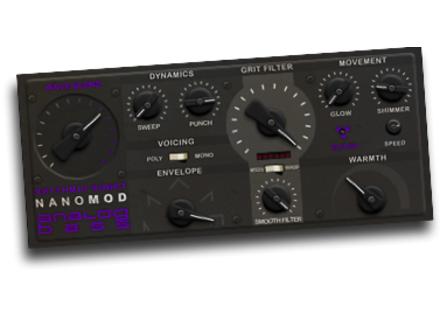 Rhythmic Robot NanoMod 5: Analog Bass