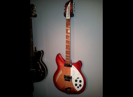 Rickenbacker 360 CW Carl Wilson Limited Edition