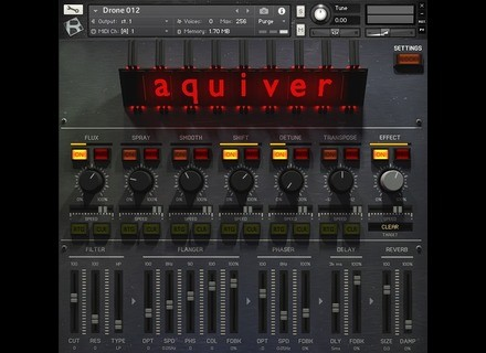 Rigid Audio Aquiver