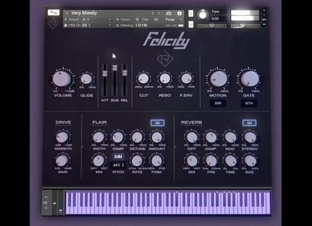 Rigid Audio Felicity