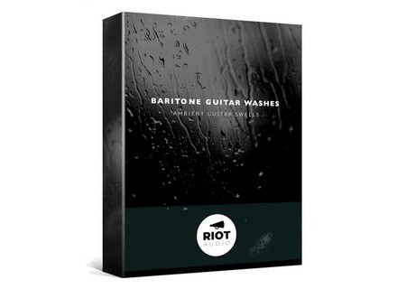 Riot Audio Baritone Guitar Washes