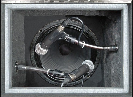 Rivera Silent Sister SS-1 Isolation Cabinet
