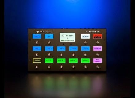 Rjm Music Technologies Mastermind GT