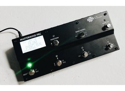 Rjm Music Technologies Mastermind PBC/6X