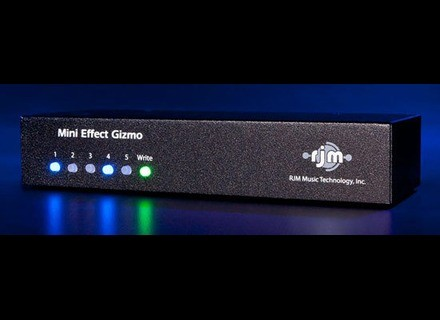 Rjm Music Technologies Mini Effect Gizmo