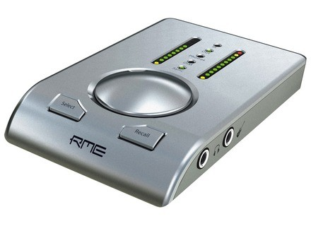 RME Audio Babyface Silver Edition