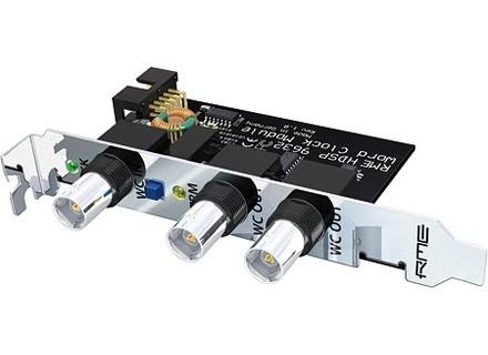 RME Audio Word Clock Module (WCM)
