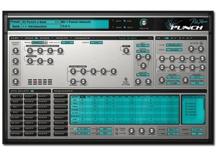 Rob Papen Punch