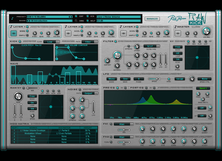 Rob Papen Raw-Kick