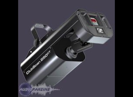 Robe Lighting ClubScan 250 CT
