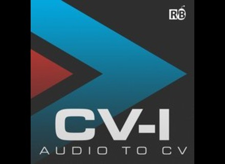 Robotic Bean CV-I Audio to CV