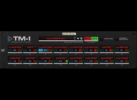 Robotic Bean TM-1 Trigger Multiplexer