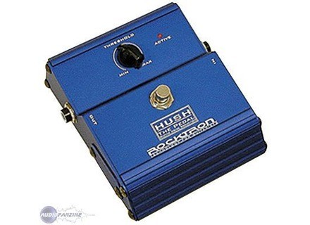 Rocktron Hush The Pedal