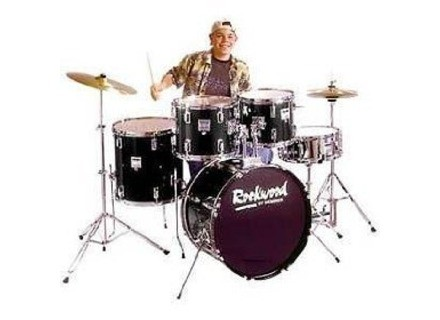 Rockwood Drum Kit by Hohner