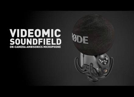RODE Videomic Soundfield