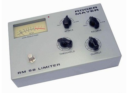 Roger Mayer RM 58 Limiter