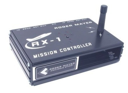 Roger Mayer RX-1 Mission Controler
