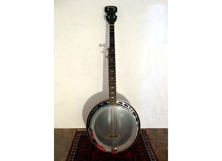 Rokkomann Banjo 5 cordes de Luxe