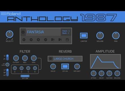 Roland Anthology 1987