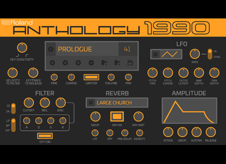 Roland Anthology 1990