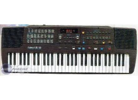 Roland E-12