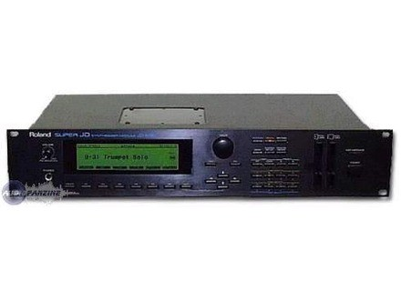 Roland JD-990 SuperJD