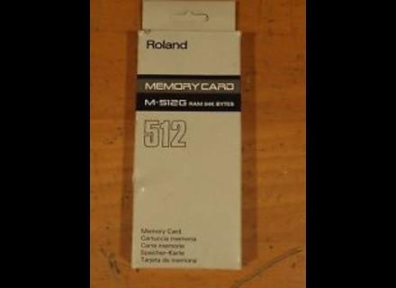 Roland M-512G