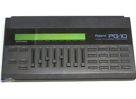 Roland PG-10 Synth Programmer