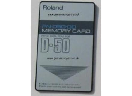 Roland PN-D50-00