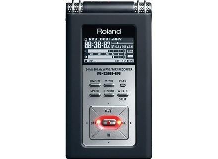 Roland R-09HR