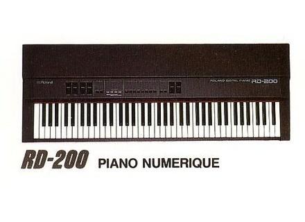 Roland RD-200