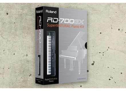 Roland RD-700GX SuperNATURAL Piano Kit