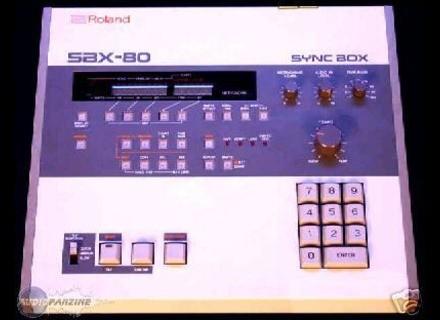 Roland SBX-80