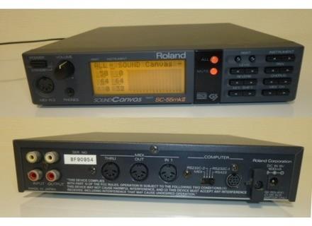 Roland SC-55mkII