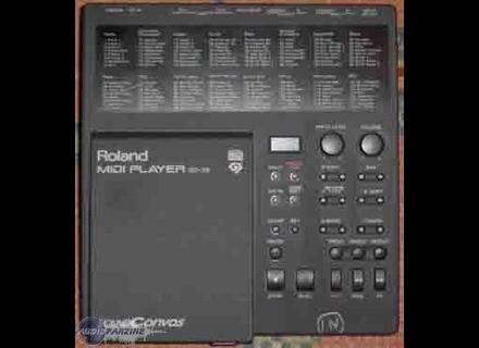 Roland SD-35