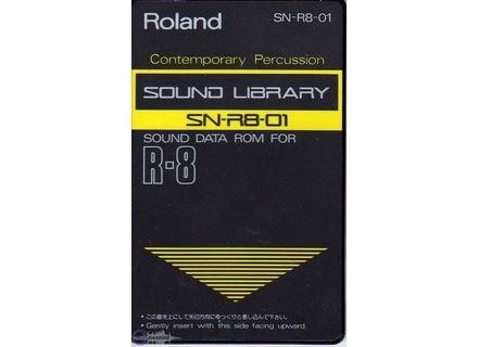 Roland SN-R8-01 : Contemporary Percussion